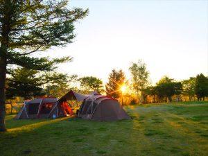朝日テント